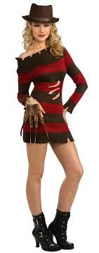 freddy krueger costume women s ms krueger costume costume craze
