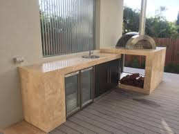 outdoor kitchen cabinets perth alfresco kitchens perth zesti woodfired ovens u0026 alfresco