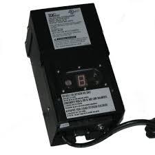 Low Voltage Landscape Lighting Transformer 200 Watt 12 Vac Outdoor Lighting Transformer Malibu
