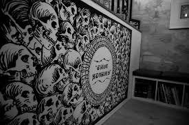 Bordeaux Street Art True Stories Bordeaux Fr Exhibition Launch Rvca Europe