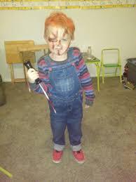 Chucky Halloween Costume Toddler Pin Jolene Chucky