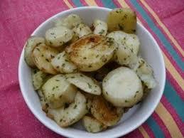 cuisiner topinambours topinambours en persillade recette ptitchef