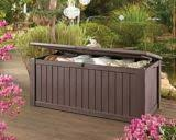 keter extra large wood look deck box canadian tire