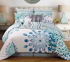 Blue King Size Comforter Sets California King Size Bedding Borwn Taupe And Blue Comforter Set