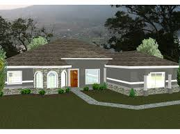 Ranch Floor Plans With Front Porch Seabridge Stucco Ranch Home Plan 093d 0003 House Plans And More