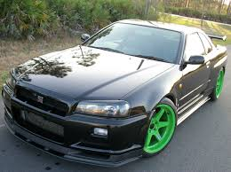 nissan skyline r34 paul walker japanese used modified sports cars nissan skyline r34 engine 480hp