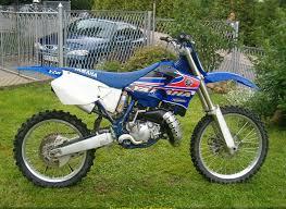 2001 yamaha yz125