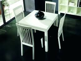 white square kitchen table square extendable dining table and chairs white square extending