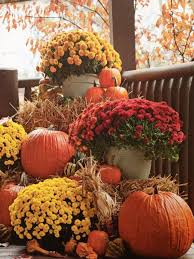 Fall Party Table Decorations - fall outdoor decorating ideas halloween table decorating ideas