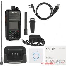 tyt md 380 dmr uhf 400 480mhz walkie talkie u2013 walkie talkie two