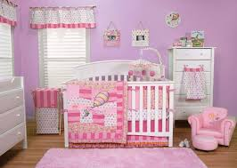 Cupcake Crib Bedding Set Dr Seuss Oh The Places You Ll Go Pink 4 Pc Crib Bedding Set