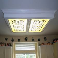 Small Fluorescent Light Fixtures Small Kitchen Lighting 2 Fluorescent Light Fixtures