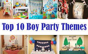 birthday themes for boys boys birthday party themes birthday party ideas