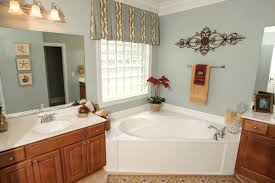 the retreat bath wall color neo mediterranean by glidden paint