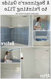 Can I Paint Bathroom Tile by Amazing Can I Paint Bathroom Tile Contemporary Home Decorating