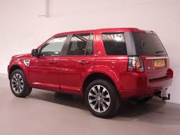 red land rover used red land rover freelander for sale hampshire
