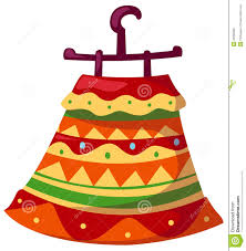 hanging dress royalty free stock image image 20393066