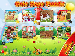 dog games for kids cute puppy android apps on google play