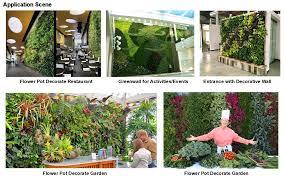 side by side vertical garden kits vertical planter plastic