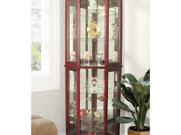 kitchen cabinet display sale cabinet graceful glass display cabinet for sale perth favored
