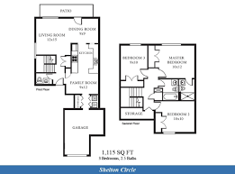 Little House Floor Plans by Jeb Little Creek Fort Story U2013 Shelton Circle Neighborhood 3