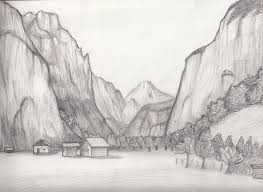 images of nature pencil sketches pencil drawing collection