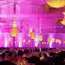 uplighting wedding 312 best pink uplighting images on wedding reception