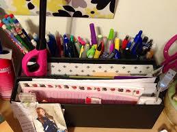 Desk Organization Ideas Diy Office Design Diy Desk Organizer Desk Organization Ideas