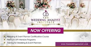 wedding planners az certified wedding planner professional certification at atlanta