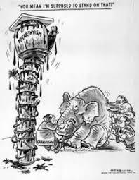 Iron Curtain Political Cartoon Joseph Mccarthy Wikipedia