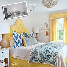 yellow and blue bedroom 10 best before afters blue yellow bedrooms blue bedrooms and