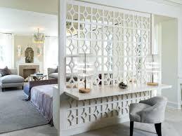 elegant room dividers how to pick bedroom divider walls astounding