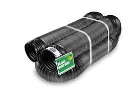 amazon com flex drain 51110 flexible expandable landscaping