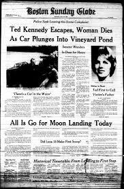 Chappaquiddick Ny Chappaquiddick Headline Trumps The Upcoming Moon Landing On 7 20