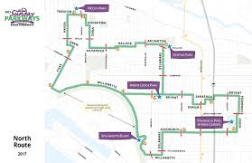 Portland Metro Map by 2017 Portland Sunday Parkways Info Schedule Route Map Pictures