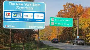 ny tourism bureau controversial i ny tourism signs to be replaced state says