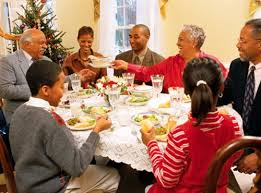 a black black family traditions at