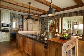 Rustic Kitchen Countertops - tips for selecting the perfect kitchen countertops