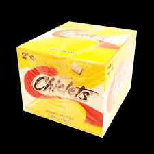 where to buy chiclets gum gum 100 x 2 units chiclets