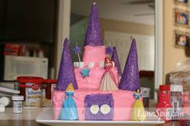 princess birthday cake lynn spin