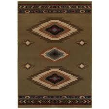 Green And Brown Area Rugs Green 8 X 10 Area Rugs Rugs The Home Depot