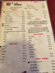 luna modern mexican kitchen menu taste of hawaii azteca mexican restaurant
