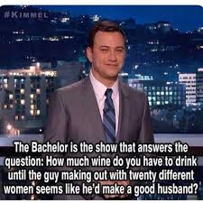 The Bachelor Meme - dopl3r com memes kimmel the bachelor is the show that answers