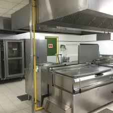 cuisine scolaire remplacement d une canalisation gaz dans la cuisine du restaurant