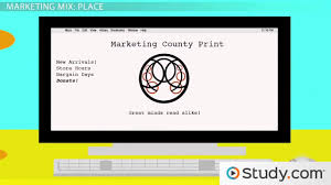 the marketing mix product place price u0026 promotion video