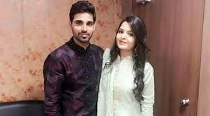 wedding date bhuvneshwar kumar announces wedding date the indian