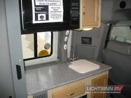 rialta rv floor plans used 1998 winnebago rialta 22rc motor home class c at lichtsinn rv