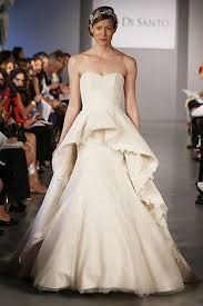 danielle caprese wedding dress the runway 2014 wedding dresses part 1