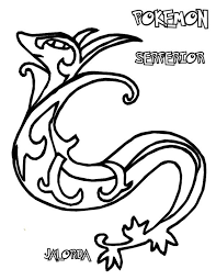servine coloring pages coloring
