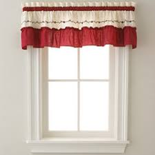 Kitchen Valance Curtains by Kitchen Valances Curtains U0026 Drapes For Window Jcpenney